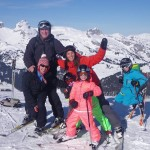 Ski holidays: Going off piste in Villars is like hiring your own private mountain