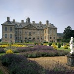 Belton House in Lincolnshire, where Edward and Mrs Simpson's romance gathered pace
